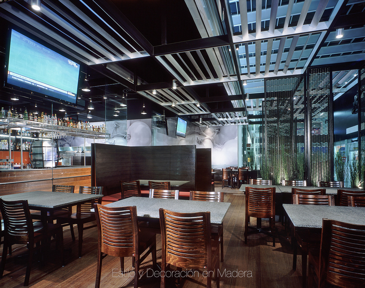 Restaurantes # Muebles Coperos